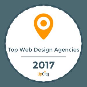 upcity Top SEO Agencies badge
