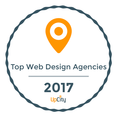 upcity Top SEO Agencies badge