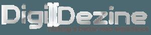 Digi Dezine Retina Logo Light 392x91