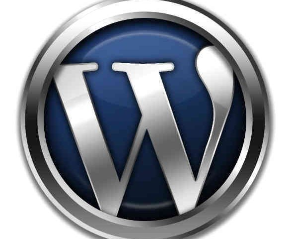 WordPress Logo Blogging Building A WordPress Website