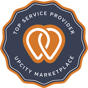 top service providers badge for web design