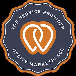 top service providers badge for web design